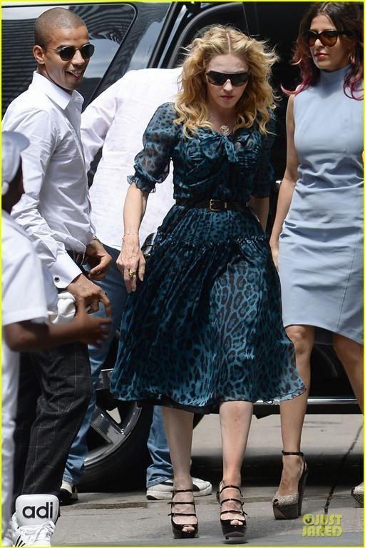 Мадонна бросила 25-летнего любовника