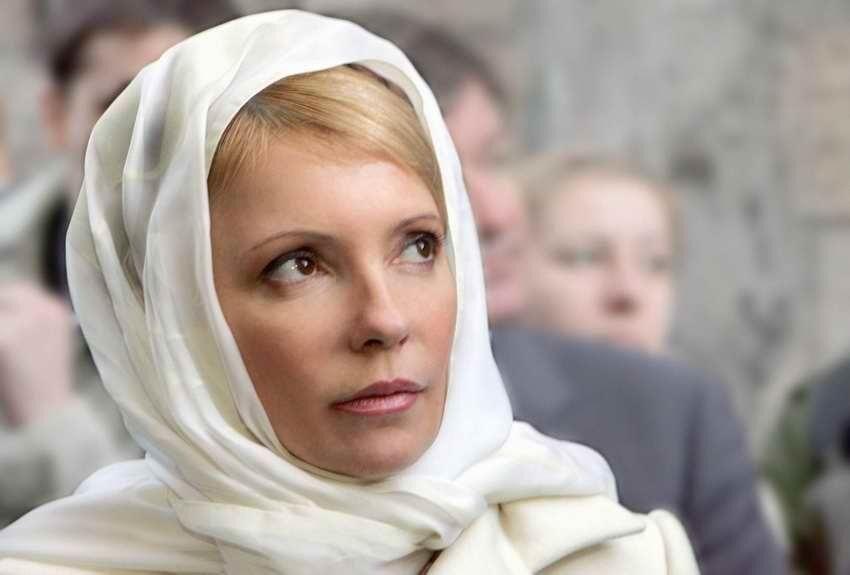 Скульптор вылепил из Тимошенко монахиню