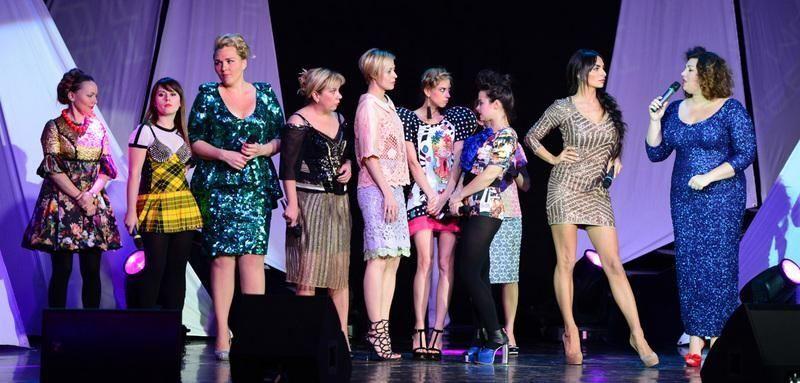 """""""Comedy Woman"""" у Києві жартували про жіночу долю і логіку"""