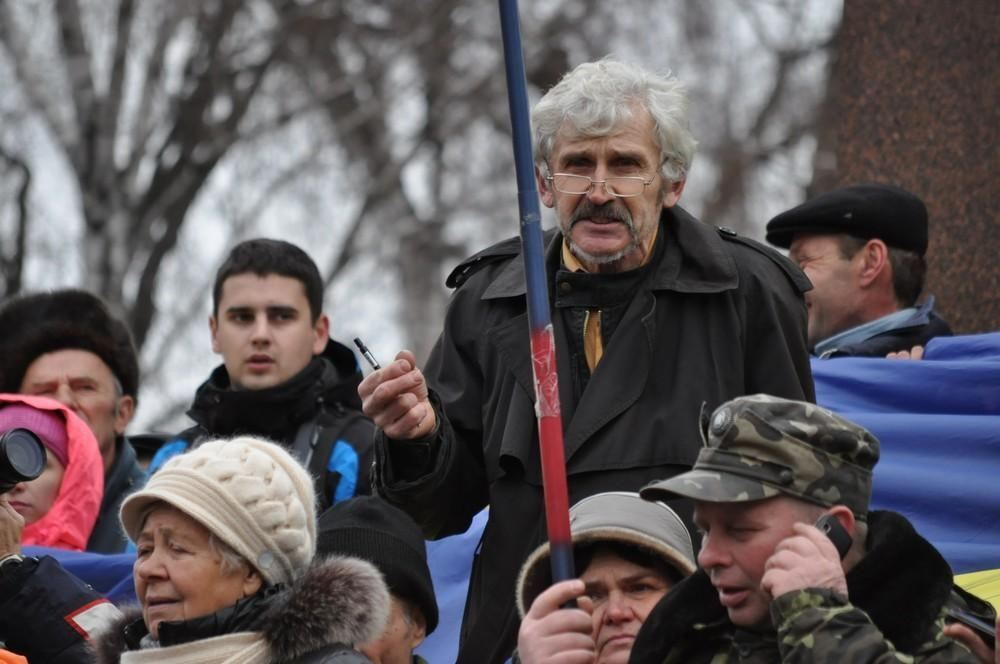 Сотни тысяч на Майдане: как все начиналось