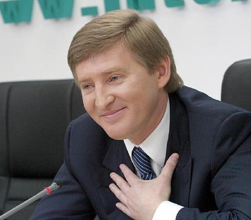 Ахметов вошел в мировой рейтинг богачей