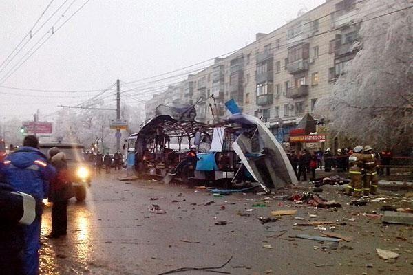 Минздрав РФ: число жертв теракта в Волгограде возросло до 14