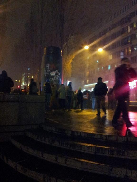 Милиция Киева проводит расследование сноса памятника Ленину
