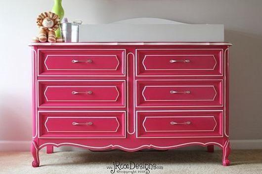 Покрасим все: как отреставрировать старую мебель