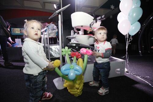 В Киеве прошел первый всеукраинский форум для мамочек (фото)