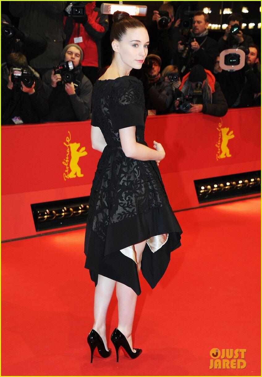 Самая стильная девушка Берлинского кинофестиваля