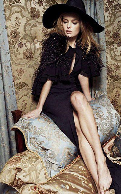 Кейт Босворт чувствует телепатическую связь с женихом