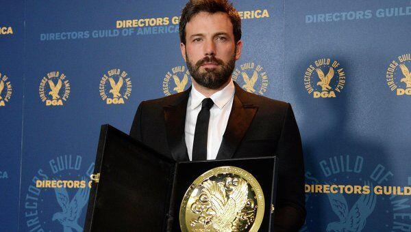Бен Аффлек получил премию Гильдии режиссеров США