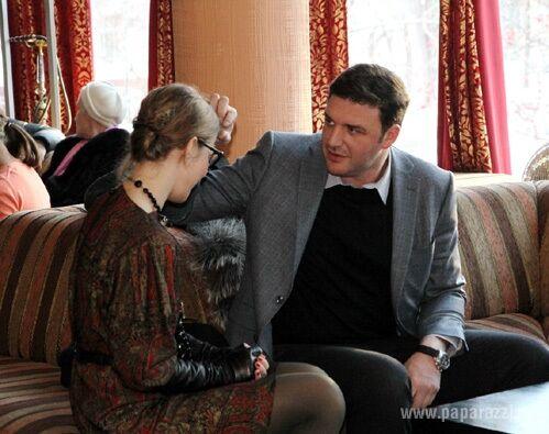 Собчак подловила мужа на попытке измены. Фото