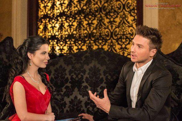 Лазарєв переконав Лоран в тому, що він не гей. Відео