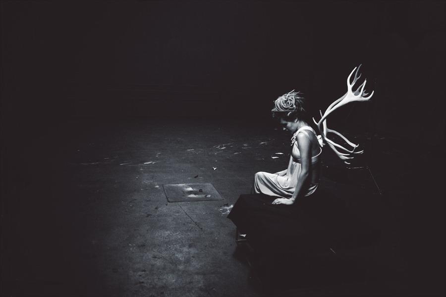 Экс-Виагра Бушмина потемнела и отрастила… рога! Фото