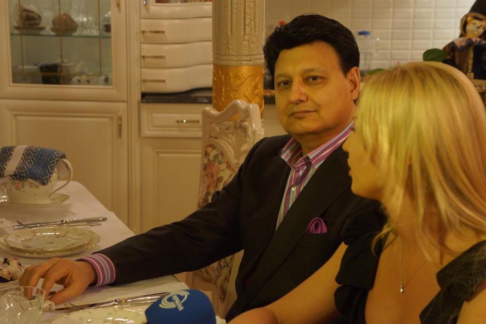 Камалія змусила чоловіка-мільйонера баласти українські традиції. Фото