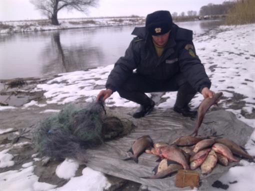 На Полтавщине браконьеры избили рыбинспекторов