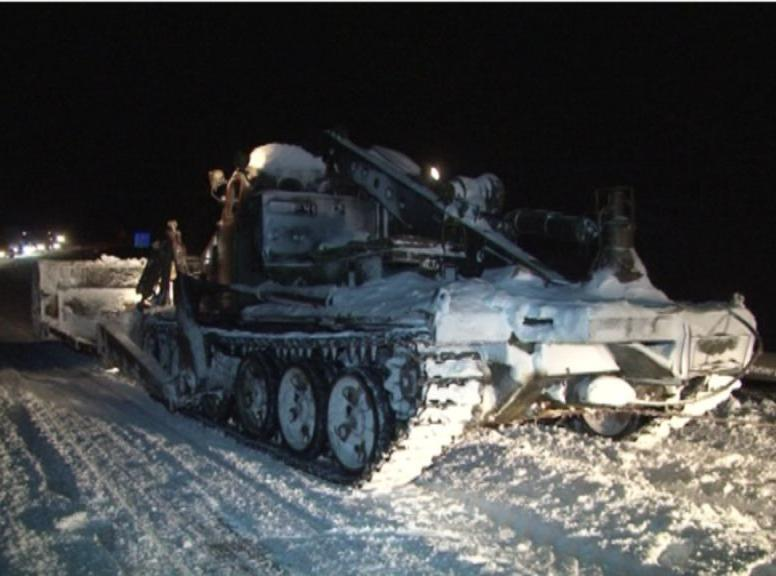 Бойцы ГосЧС спасли из снежного плена свыше 2500 человек
