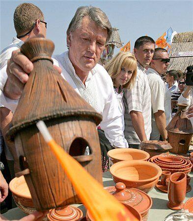 Ванникова: Ющенко одягається в хуліганський стилі