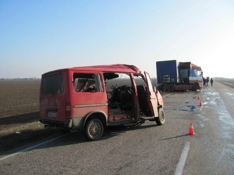 Ситуация на дорогах за 1 марта: 59 ДТП, 8 погибших