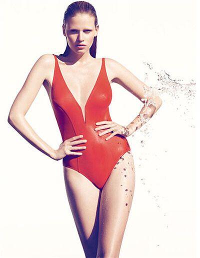 Лима возглавила рейтинг самых сексуальных моделей. Фото