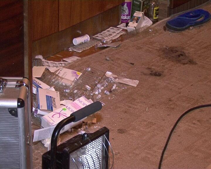 В Ривне в закрытой изнутри квартире нашли 2 зарезанных женщин и кота