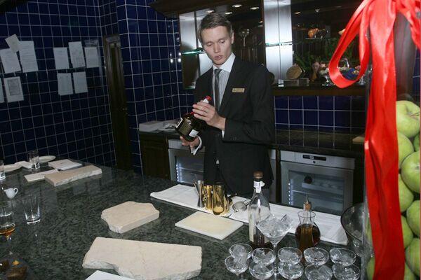 Три коктейля от Константина Немолочного