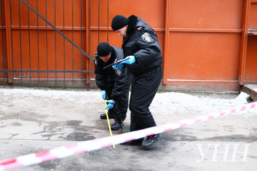 """МВД: пострадал только """"Лексус"""" Рабиновича"""
