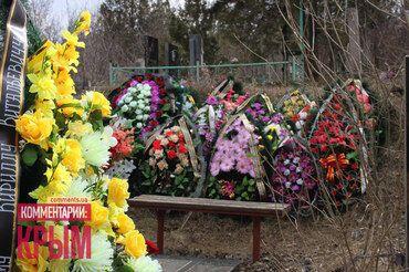 Расстрел мэра Симеиза: журналисты после похорон обратились в милицию