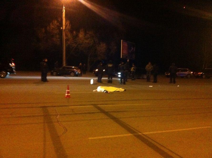 В Днепропетровске в ДТП погиб студент-медик