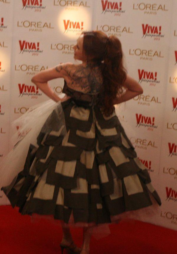 """""""ViVa-2012"""": зірки епатували і порушували дрес-код. Фото"""