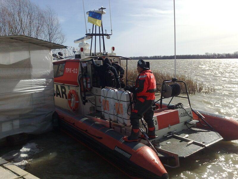 Молдавское судно затонуло под Одессой