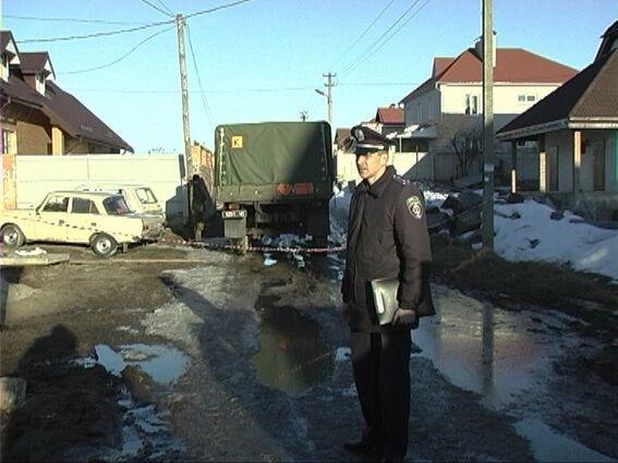 Пострадавшему от взрыва в Житомире грозит семь лет