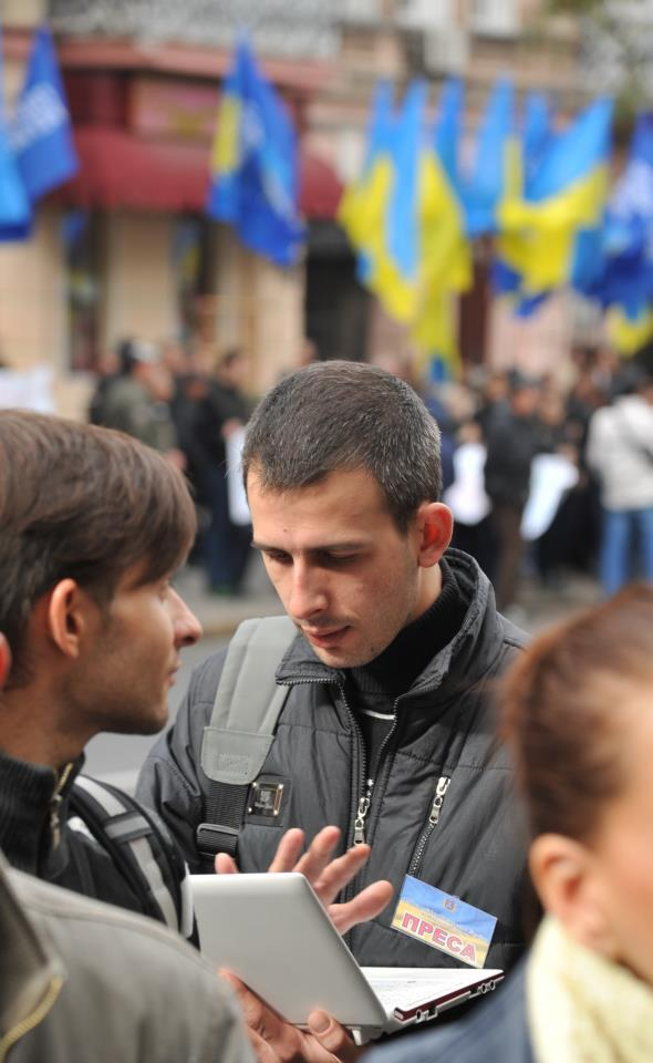 """Журналист """"Украинских новостей"""" покончил с собой"""