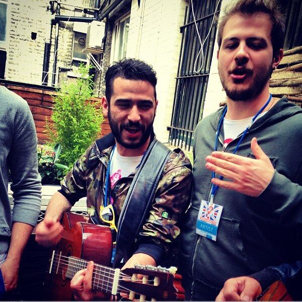 Участники Евровидения оторвались на London preview party