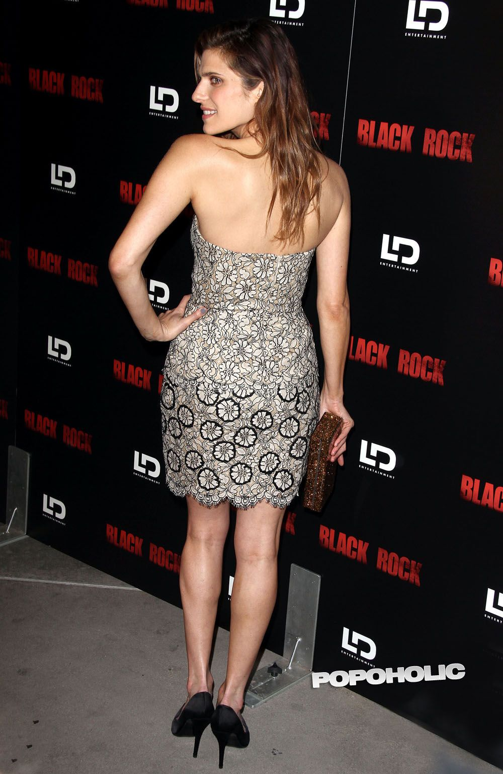 Анорексичная Кейт Босворт в странной юбке