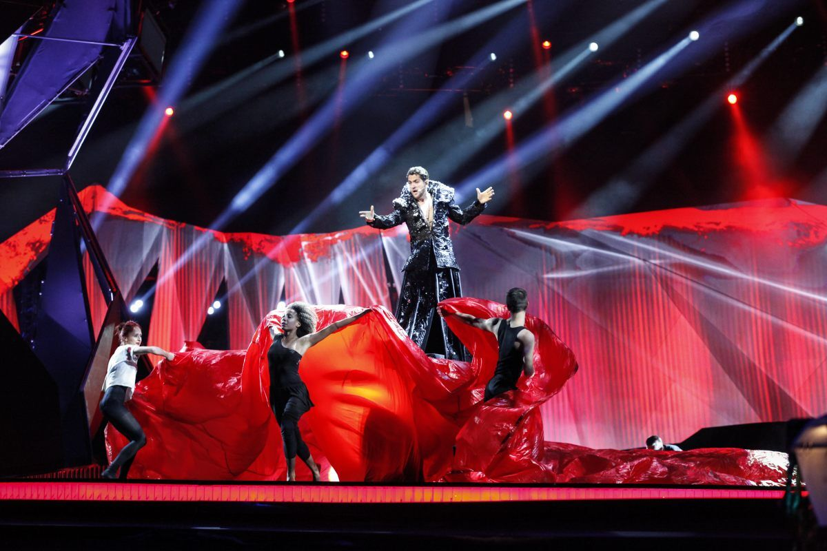 Латыши забыли надеть костюмы. 6-й день репетиций Евровидения. Обзор с фото