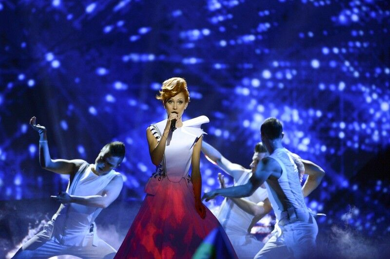 Перший півфінал на Євробаченні-2013