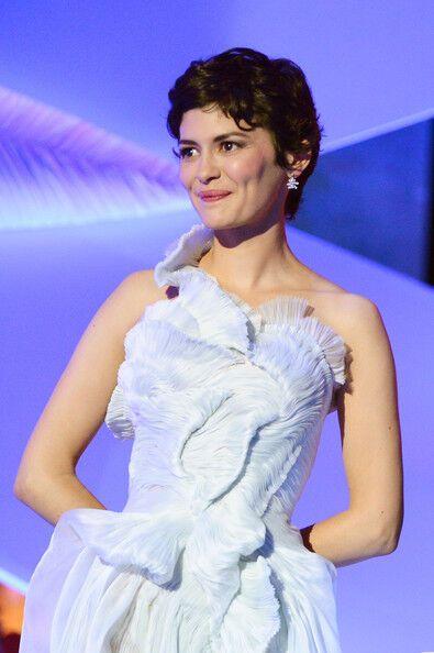Канны 2013: ведущая Одри Тоту