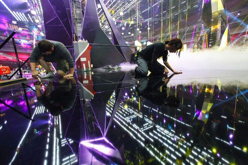 Євробачення: по той бік екрану
