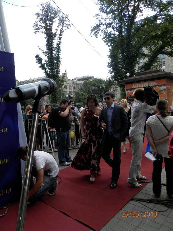 Новохатько і Попов відкрили зірку Авдієвського. Фото. Відео