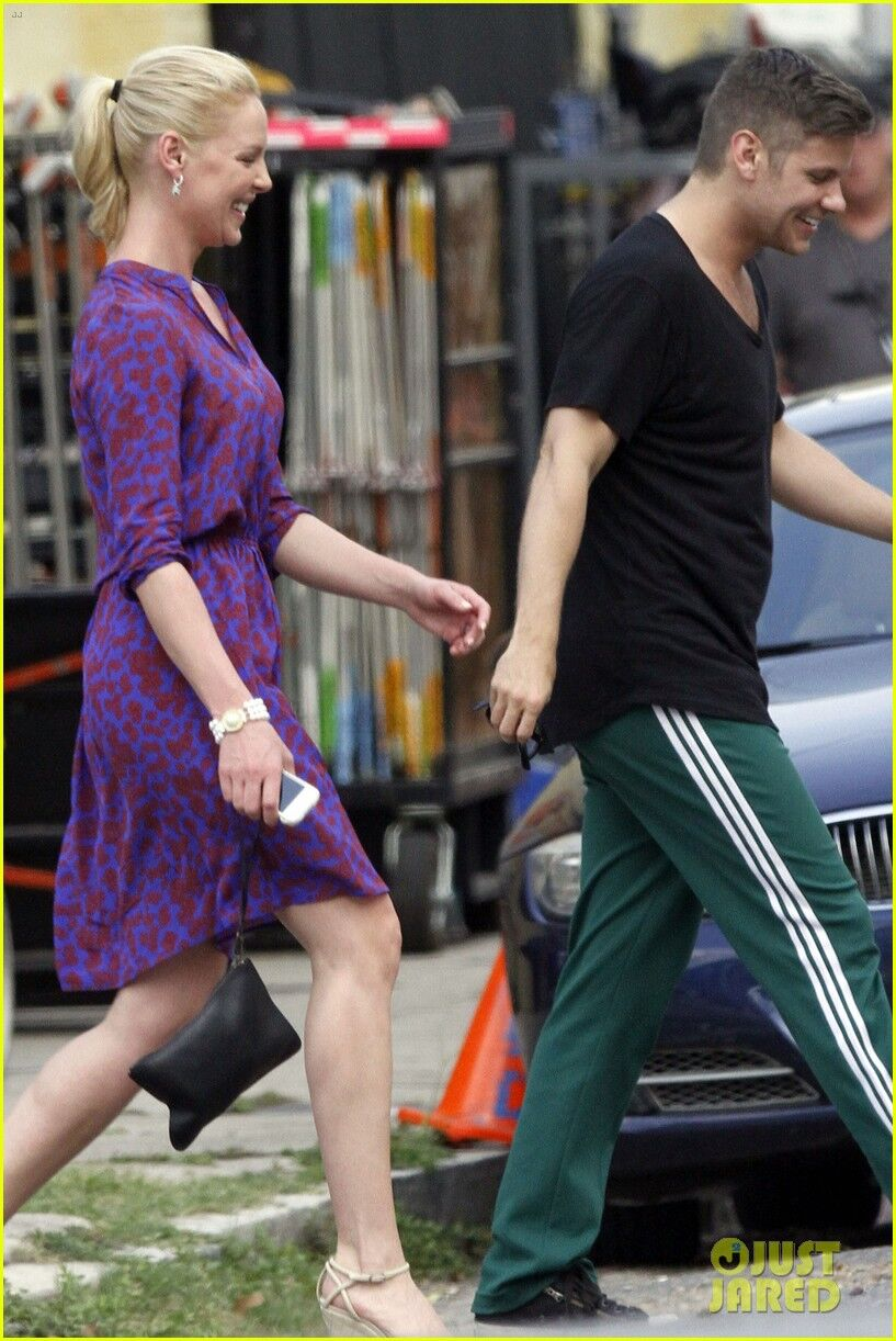 """Кэтрин Хэйгл надела платье """"для обжорства"""""""