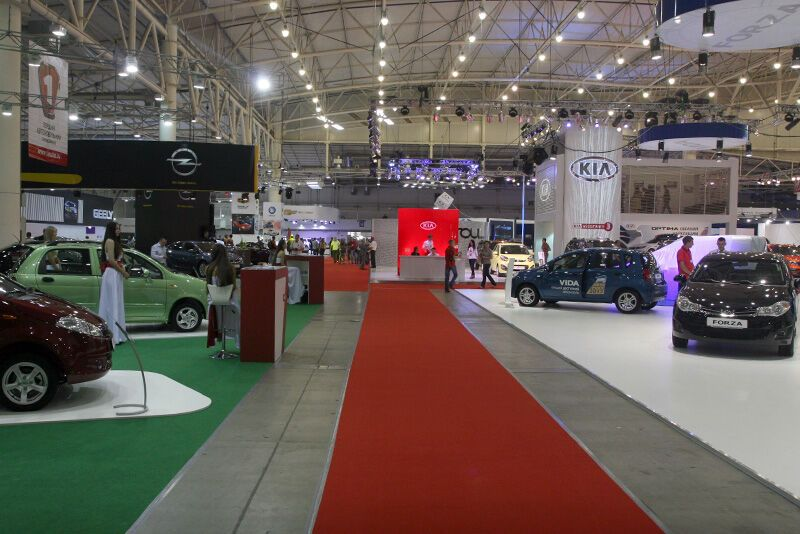 В Киеве открылась автовыставка SIA-2013