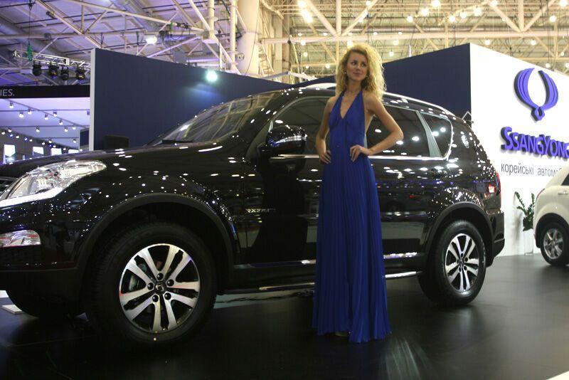 SIA-2013 - это не только автомобили