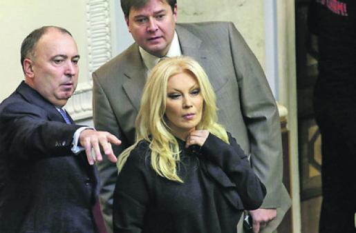Нардепы признались, любят ли они блондинок