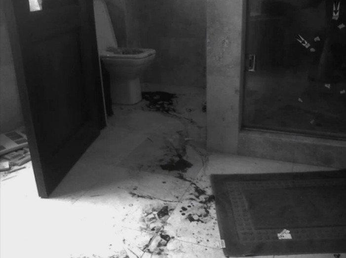 Опубликованы фото с места убийства девушки Писториуса
