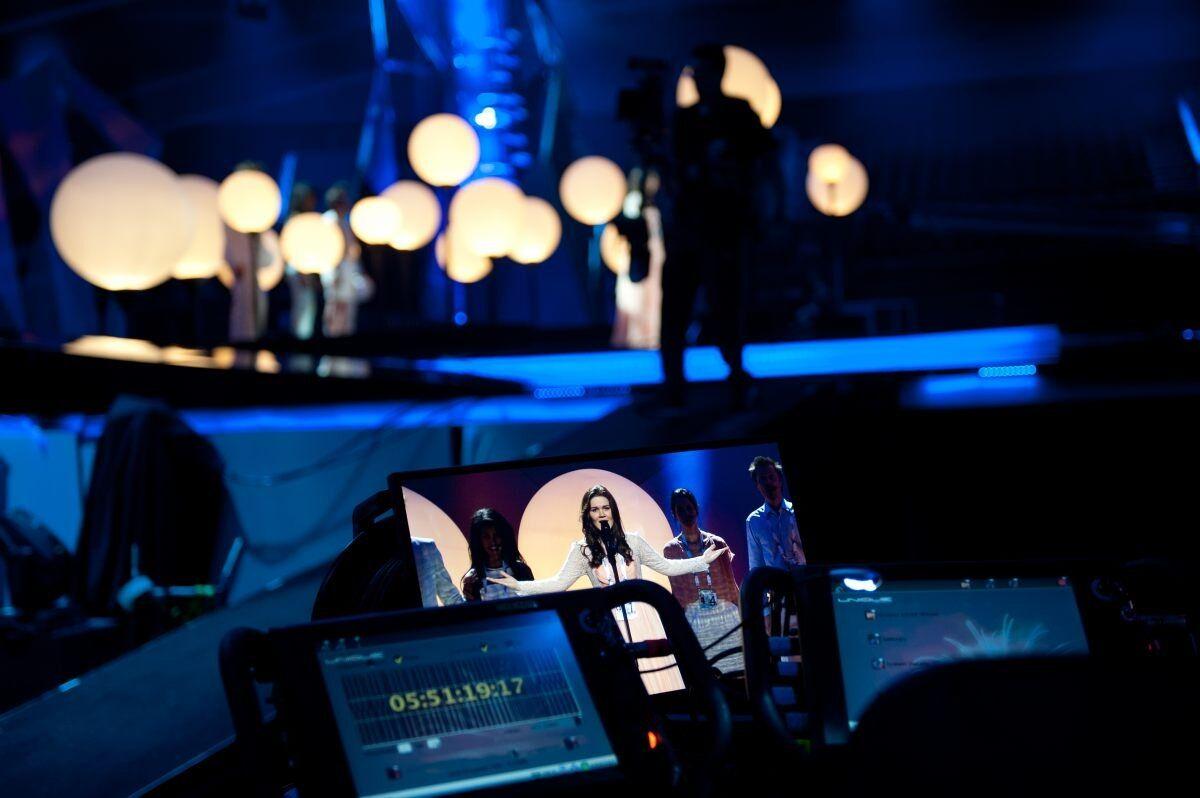 Первые восемь участников Евровидения уже опробовали сцену