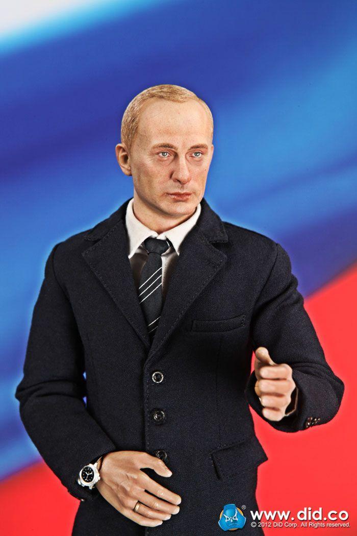 В Інтернеті продають Путіна з запасний головою