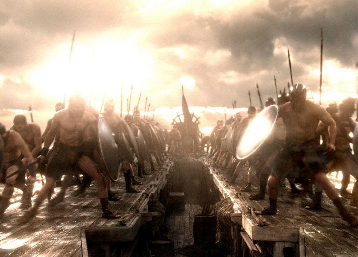 """""""300 спартанцев: Расцвет империи"""""""