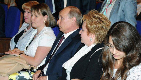 Прес-секретар Путіна: вони давно не живуть разом