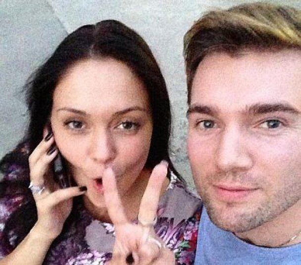 Холостяк Искорнев прилетел в Киев к любимой