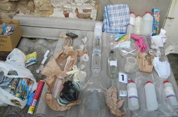 У Миколаєві СБУ затримала трьох наркоторговців