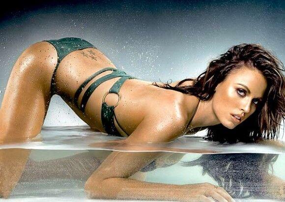 Названы самые сексуальные спортсменки современности