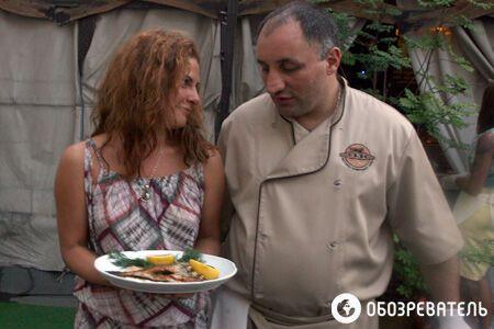 """В ресторане """"Ани"""" показали любовь по-армянски"""